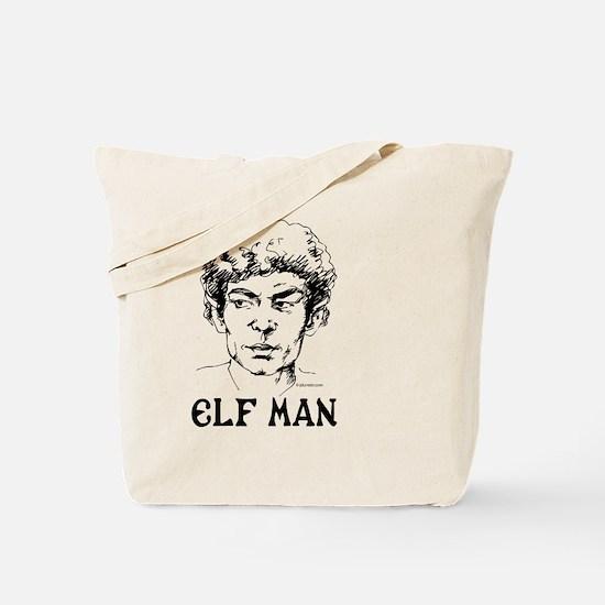 Cute Elvish Tote Bag