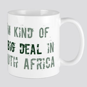 Big deal in South Africa Mug