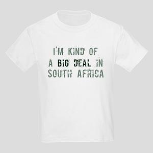 Big deal in South Africa Kids Light T-Shirt