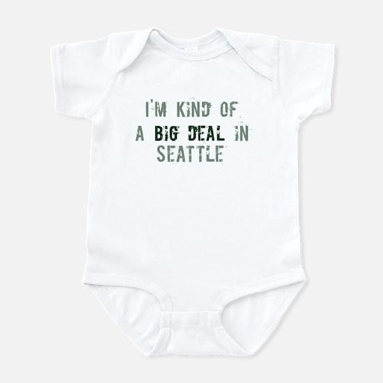Big deal in Seattle Infant Bodysuit