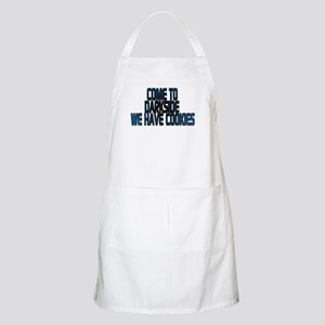 Come to the darkside we have BBQ Apron