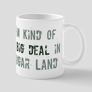 Big deal in Sugar Land Mug