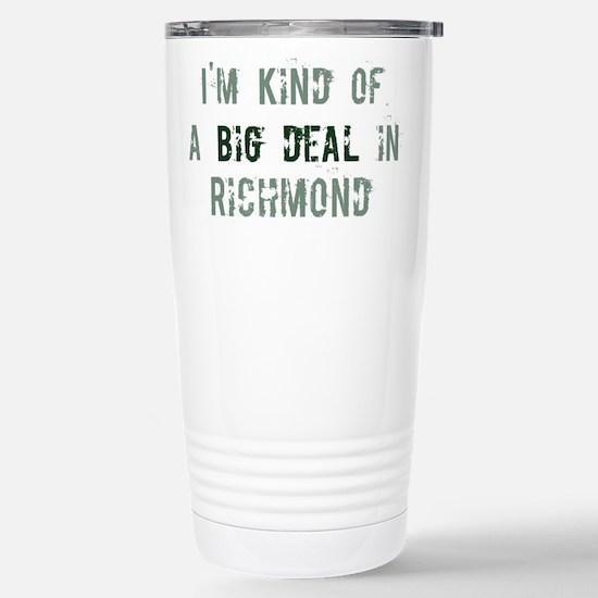 Big deal in Richmond Stainless Steel Travel Mug