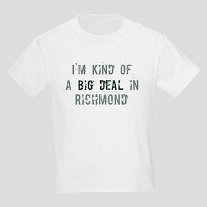 Big deal in Richmond Kids Light T-Shirt