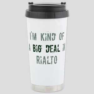 Big deal in Rialto Stainless Steel Travel Mug
