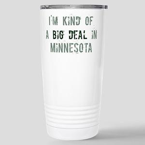 Big deal in Minnesota Stainless Steel Travel Mug
