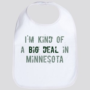 Big deal in Minnesota Bib