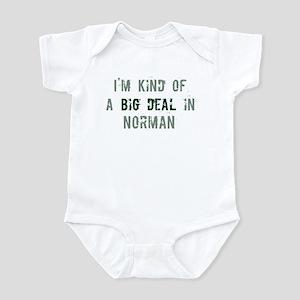 Big deal in Norman Infant Bodysuit