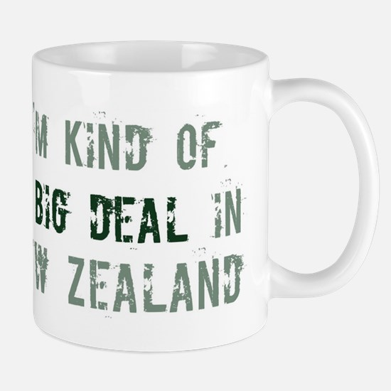 Big deal in New Zealand Mug