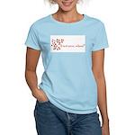 If not now, when? Women's Light T-Shirt