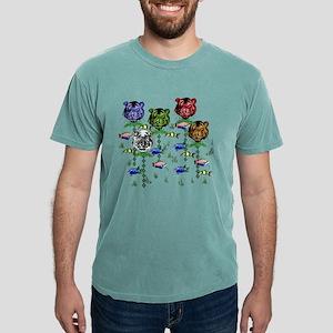 Tiger Flowers T-Shirt