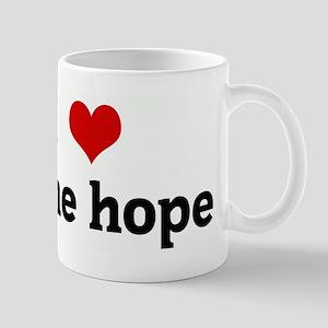 I Love shane hope Mug