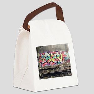 Graf in chi Canvas Lunch Bag