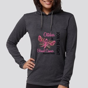 Breast Cancer Awareness Month Long Sleeve T-Shirt