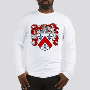 Van Vliet Coat of Arms Long Sleeve T-Shirt