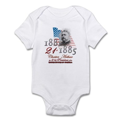 21st President - Infant Bodysuit