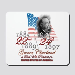 22nd / 24th President - Mousepad