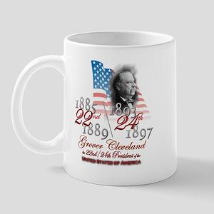 22nd / 24th President - Mug