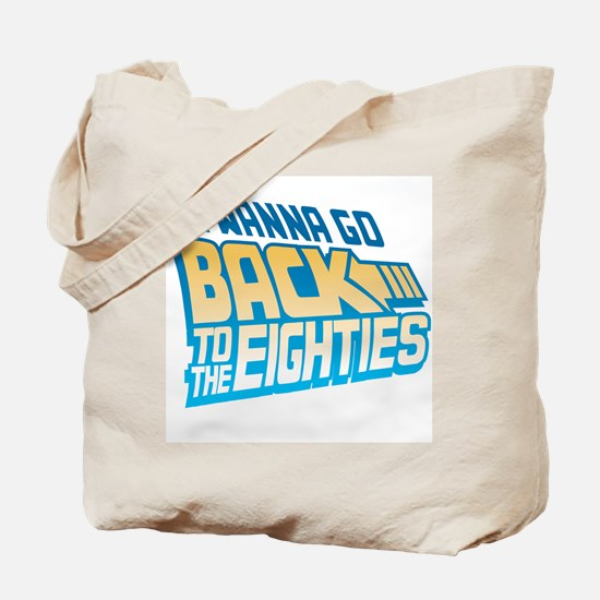 Back To The 80s Tote Bag