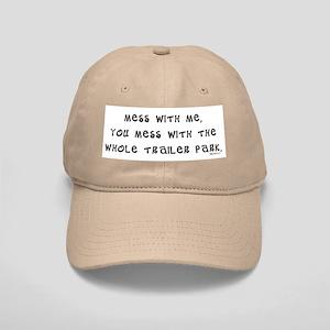 Mess w/ Me, Mess w/ Trailer P Cap