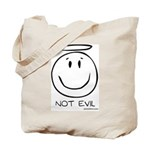 Not Evil/Secretly Evil Tote Bag