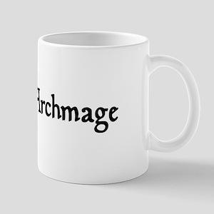 Grey Elf Archmage Mug