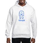 Namasté Girl Hooded Sweatshirt