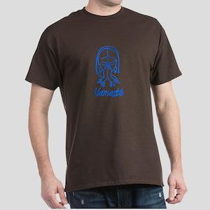 Namasté Girl Dark T-Shirt