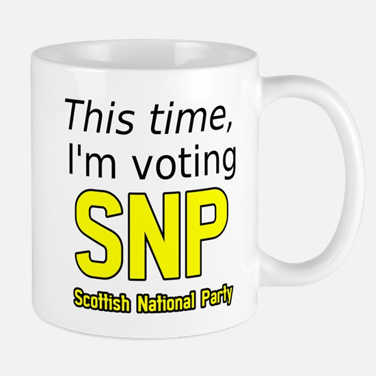 SNP DS Mugs