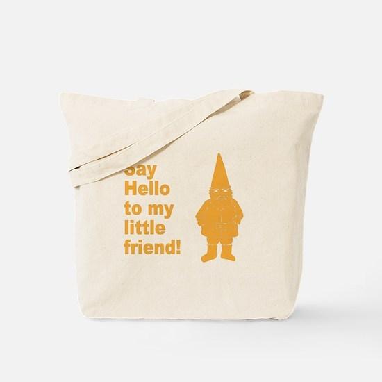 Say Hello Tote Bag