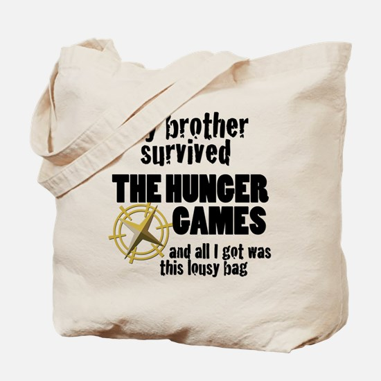 Hunger Games - Brother Tote Bag