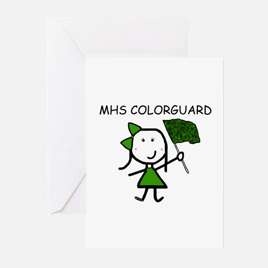 Guard - MHS Greeting Cards (Pk of 20)