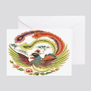 Luck Rooster Greeting Cards (Pk of 20)