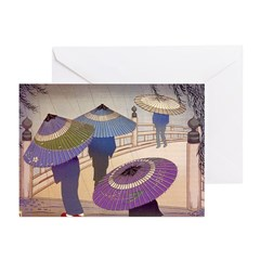 Rain Blossoms Cards (Pk of 10)