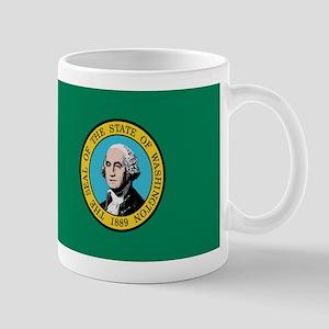 Beloved Washington Flag Moder Mug