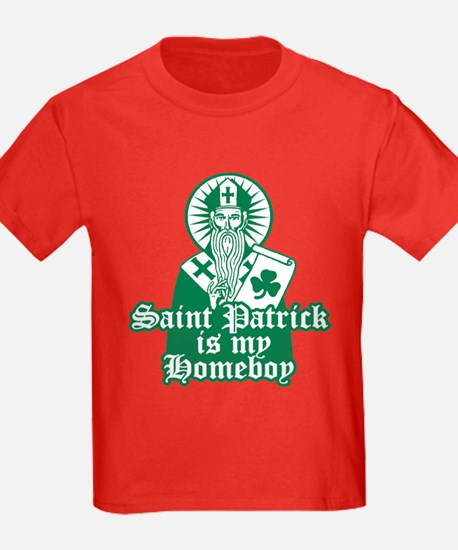 Saint Patrick is My Homeboy T
