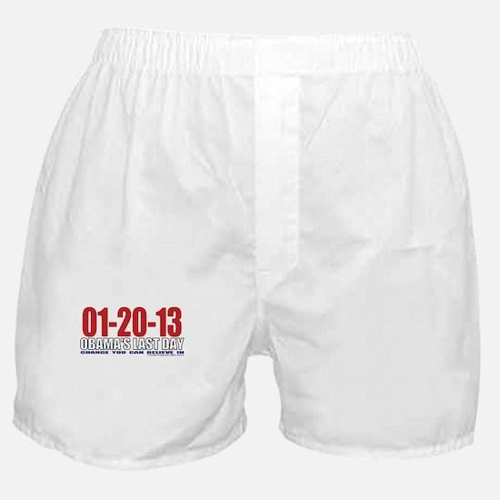 Last Day 1-20-13 Boxer Shorts