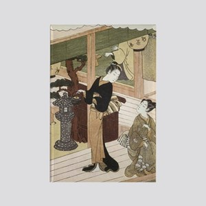 Eirakuan Teahouse Vertical Magnets (10 pack)