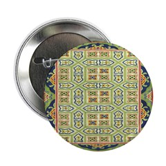 """China (Green) 2.25"""" Button (10 pack)"""
