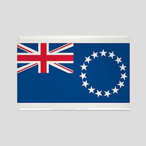 Cook Islands Rectangle Magnet