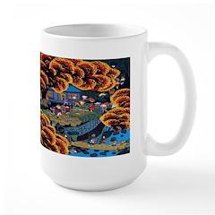 Autumn Nights Large Mug