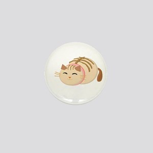 Sushi Cat Mini Button