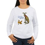 Fun until... Women's Long Sleeve T-Shirt (w/ 2CG)