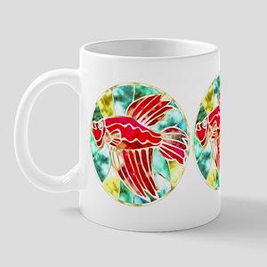 Betta Splendens Mug