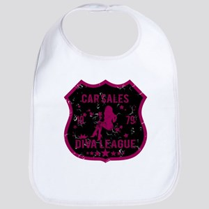 Car Sales Diva League Bib