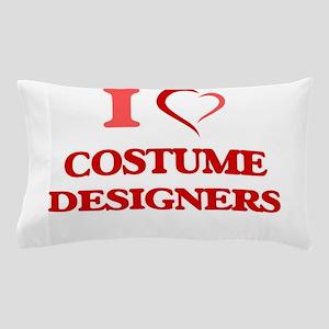 I love Costume Designers Pillow Case