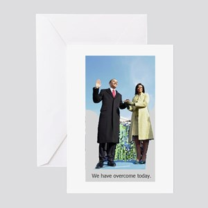 Michelle & Barack Greeting Cards (Pk of 10)