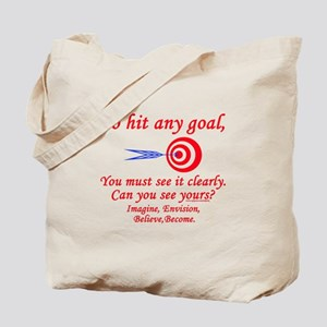 Hit Your Goal Tote Bag