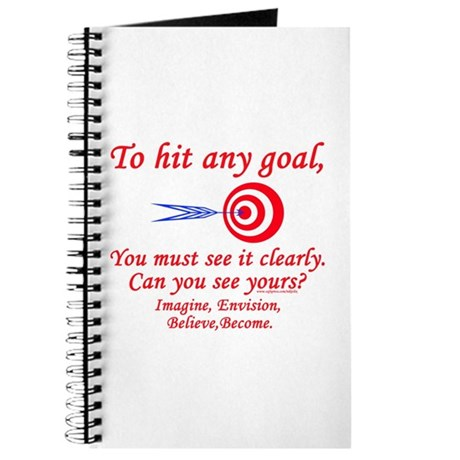 Hit Your Goal Journal