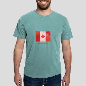 Custom Canadian Flag T-Shirt